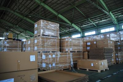 倉庫サービス業